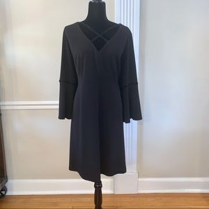 Ashley Graham Beyond Black Dress, Size 22W